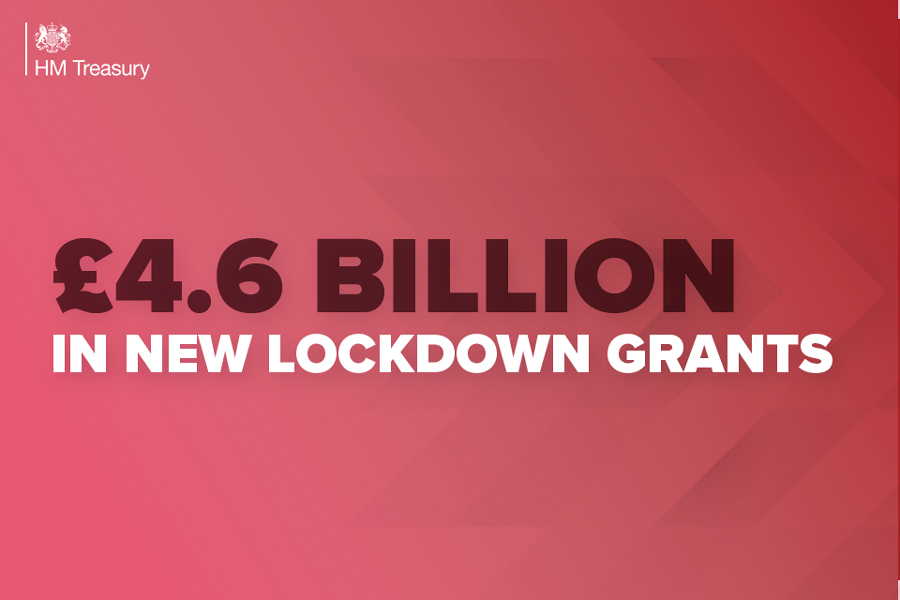 New lockdown grants announced